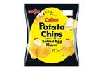 気になる!海外で流行した「ポテトチップスソルテッドエッグ」登場!塩漬け卵味っていったい