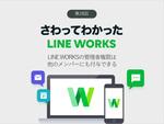 LINE WORKSの管理者権限は他のメンバーにも付与できる