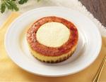ローソン、新食感のブリュレロールケーキ