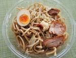 ローソン「麺屋武蔵」監修したマジ冷し麺!ぶっとい麺がひと味違う