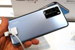 ファーウェイ最新フラグシップ「HUAWEI P40 Pro 5G」を写真でチェック