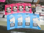 旧東芝メモリのラインナップ刷新、キオクシアのSDカード類が入荷