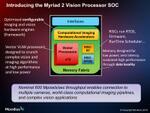 マルチメディア向けからAI向けに大変貌を遂げたMovidiusのMyriad 2 AIプロセッサーの昨今