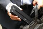 キヤノンMJ、A4サイズ対応のモバイルプリンター「BP-F400」発表