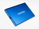 1TBで約2.5万円!最大転送速度1GB/s超の外付けSSD「T7」をレビュー