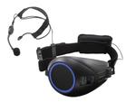 ベルトで腰に装着する「ハンズフリー拡声器」、Bluetooth対応版も登場