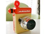 チェキフィルムを使う手動式インスタントカメラ「escura」を衝動買い
