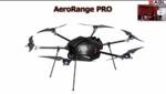 ガソリン×電気で3時間飛行するドローン「AeroRangePRO」