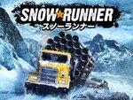 オフロードトラックシミュレーター『スノーランナー』国内PS4でリリース決定!