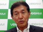 ヴィーム、「Veeam Backup for AWS v2」など最新版製品を披露