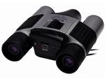 倍率10倍で、音声付きの動画や静止画で録画できる双眼鏡
