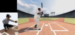 千葉ロッテ選手のプレーを疑似体験できる「VR野球」ドコモ店舗に展示へ