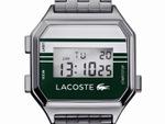 LACOSTE ワニマークを刻印した2020年春夏の新作腕時計