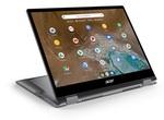 Acer、3:2の13.5インチタッチ液晶(2256×1504ドット)搭載Chromebook Spin 713を発表