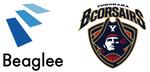 ビーグリー、「横浜ビー・コルセアーズ」とトップパートナー契約を締結