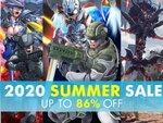Steam「2020 Summer Sale」にて『地球防衛軍』シリーズなど人気タイトルがお買い得!