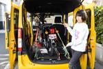 バイク女子・美環、N-VANにバイクを載せて夢の6輪生活を実現!?