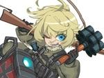 『幼女戦記 魔導師斯く戦えり』ゲーム画面やキャライラストを公開!