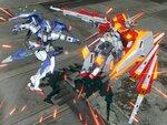 AC『機動戦士ガンダム EXVS.2』に「ガンダムダブルオーダイバーエース」が参戦!
