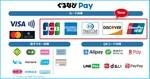 ぐるなびPay、カード決済にJCB・AMEX・銀聯など5ブランドを追加