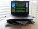 軽量ノートが少ない中、990gのASUSのChromebookを衝動買い!