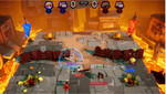 みんなでボスをフルボッコ! ワイワイ遊ぶマルチプレイが楽しい非対称対戦アクション「BOSSGARD」