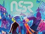 リズムに乗って戦うアクションAVG『NO STRAIGHT ROADS』が8月27日に発売