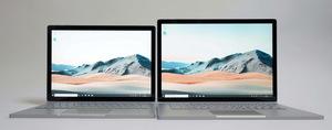 Surface Book 3  実機レビュー = 13と15型どっちを買うか真剣に比べてみた