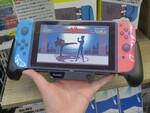 Nintendo Switchを冷却&充電できるゲーミンググリップ