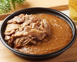 白米より焼肉とカレーが多い「牛カルビカレー」ファミマで
