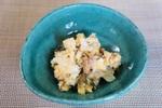 玉子、梅干し、塩昆布、マヨで簡単おつまみ!家にあるものサッと和え