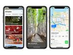 アップル新「マップ」の躍進、Googleマップと真逆のアプローチとは
