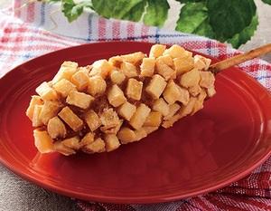 ローソンで話題になった「チーズドック」がかえってくる!