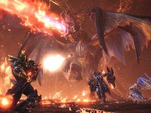 PS4/Steam『MHW:IB』のタイトルアップデートに関する最新ロードマップを公開!