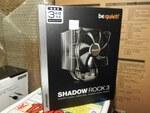 静音ファン採用のTDP 190W対応CPUクーラー「Shadow Rock 3」