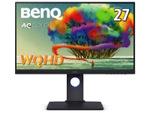 BenQ、27型デザイナー向けディスプレー「PD2705Q」