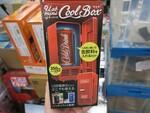 机の上の缶ジュースを冷え冷えのままにできる1650円のUSB給電の保冷庫