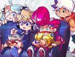 100ジャラもらえる!Nintendo Switch向け対戦ゲーム『ニンジャラ』が世界累計300万ダウンロードを突破!