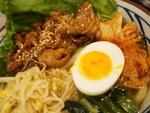 【本日発売】丸亀製麺でガッツリお肉の「牛焼肉冷麺」