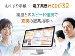 NTTドコモの「おくすり手帳システムサービス」の医薬情報が「MEDIXS 2」で閲覧可能に