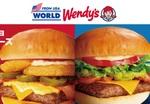 おいしそ!「ワールドウェンディーズ」アメリカをテーマにしたUSAバーガー登場