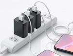 テーブルタップにたくさん挿せる薄型USB充電器、サンワサプライより