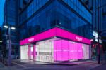 九州最大「楽天モバイル 福岡天神西通り店」がオープン
