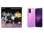 KDDI、BTS(防弾少年団)とコラボした「Galaxy S20+ 5G BTS Edition」を発表