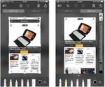 iPhoneのブラウザー「Safari」でフルページスクリーンショットを撮る方法