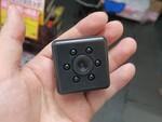離れていてもスマホで見られる、1650円のWi-Fi対応の小型カメラ