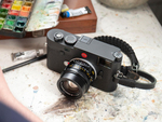 ライカ、4089万画素撮像素子を搭載したレンジファインダーデジカメ「ライカ M10-R」発表