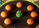 神龍とドラゴンボール一星球~七星球が和菓子に!シークレットも