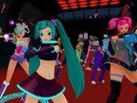 初音ミクが、うららとコラボ! PS4『スペチャン VR』で追加DLC『スペース 39miku パック』を販売