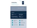 クアルコム、0%から50%まで5分で充電する新技術「Quick Charge 5」